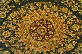 Perzisch Tapijt Groen : Perzisch tapijt roze groen wonderrugs
